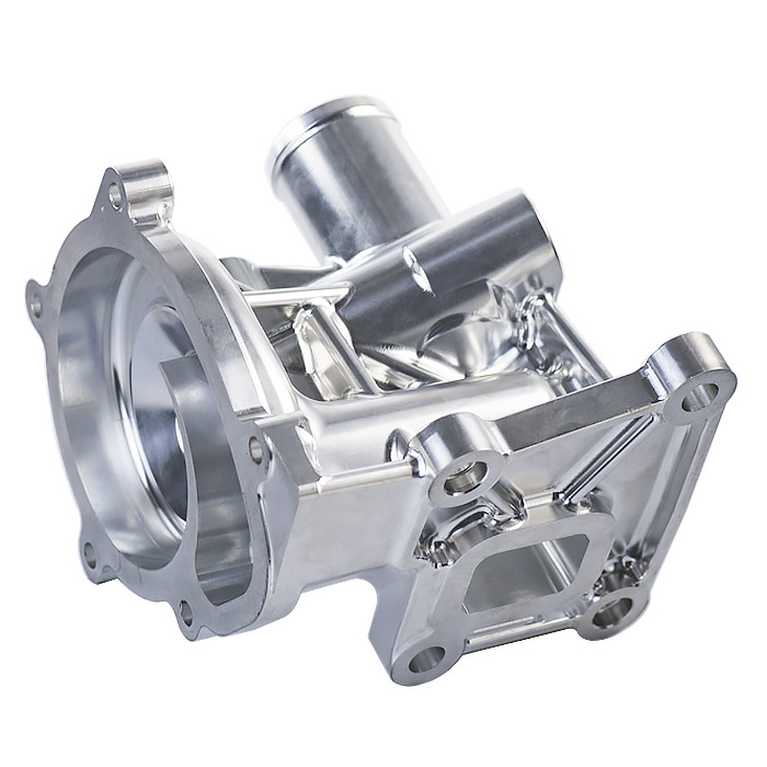 5-axis CNC machined precision stainless steel parts-Noble