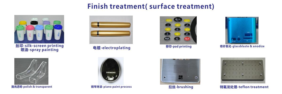 Finish-treatment(-surface-treatment)