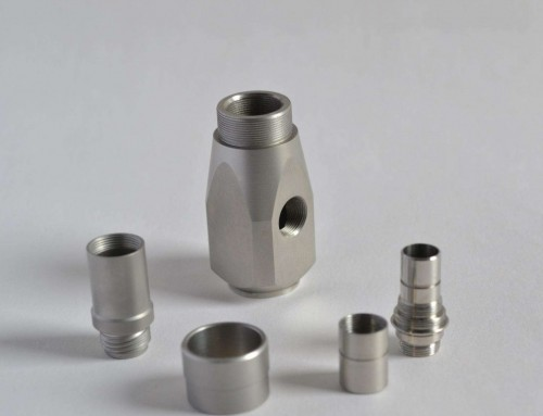 """CNC machined parts created new """"3 big pieces"""" for Marriage"""