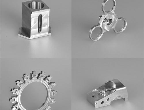 CNC machined Robot AI Factory