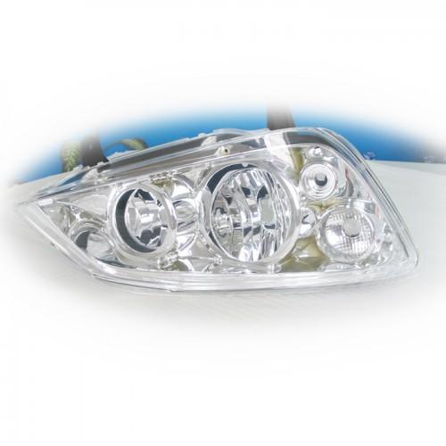 auto light parts machining