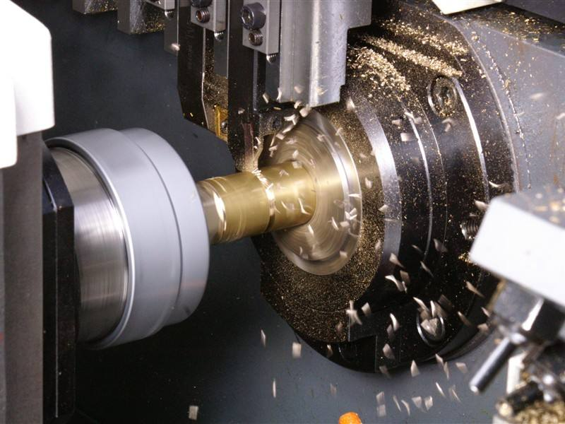 Benchmark problems about machined parts - CNC Precision Milling