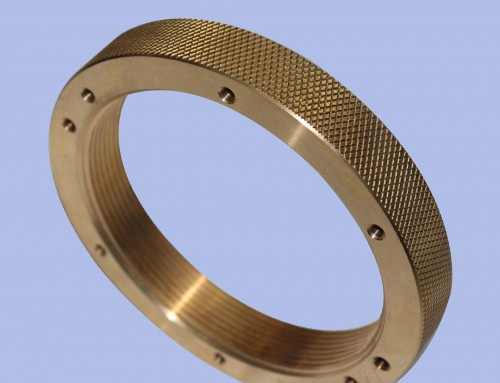 Mechanical machining cold treatment process