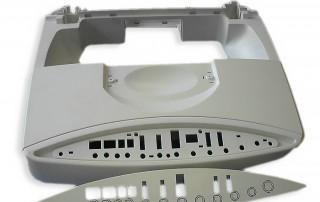 CNC prototype machining
